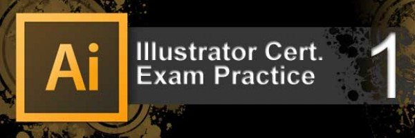 Adobe Illustrator Certification Exam Practice 01