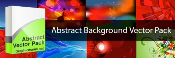 Abstract Backgrounds Vector Pack