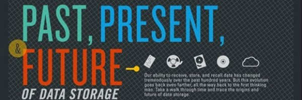6 Smartest Data Storage Infographics
