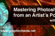 Mastering Photoshop Layers from an Artist's Point of View, Graphic Mania Premium Webinar