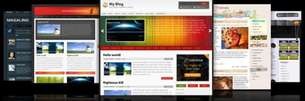 Top 15 Free WordPress Themes in 2009