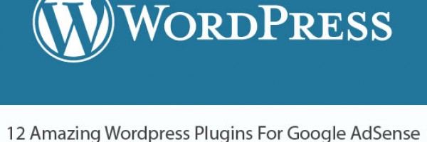 12 Amazing WordPress Plugins For Google AdSense