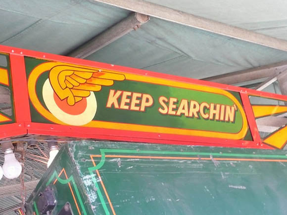 Keep searchin'
