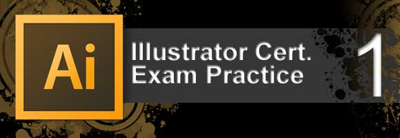 ai exam01Adobe Illustrator Certification Exam Practice 01